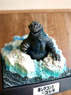 Godzilla哥斯拉 模型擺設