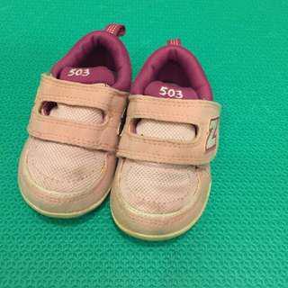 🚚 New balance 503 寶寶鞋 US 4號