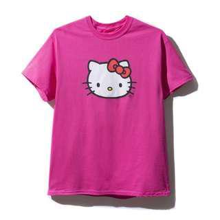 Hello Kitty x AntiSocialSocialClub Tee