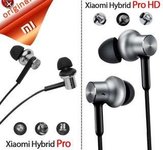 3🔥Original Xiaomi Hybrid Pro HD / Hybrid Pro Earphone Triple / Dual Driver Dynamic + Balanced Armature Mi In-Ear Line Control Mic