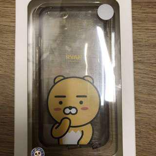 Kakao friends Ryan Iphone6/6s 電話殻