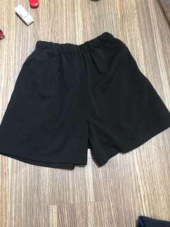 🚚 出清特價-黑色鬆緊褲