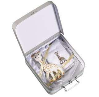 Sophie la Girafe Gift Case with Towel