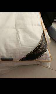 Balmain king size quilt