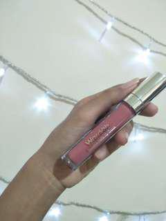 wardah exclusive matte lip cream no.3