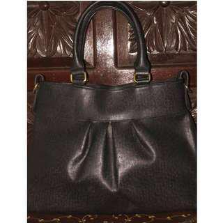Marikina Made Black Everyday Bag