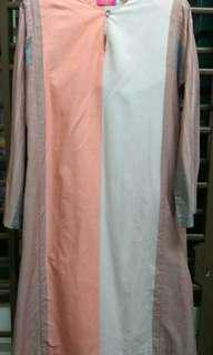 Baju kurung pahang cotton