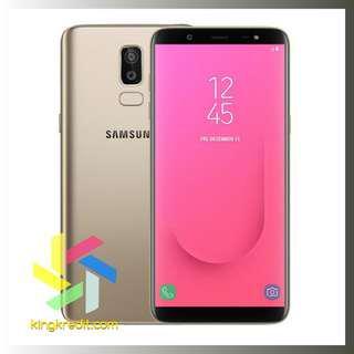 Kredit Samsung Galaxy J8