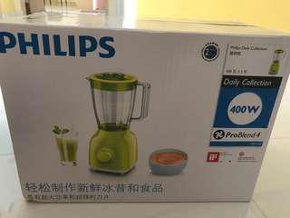 Brand New Philips ProBlend 4 Blender/Food Processor