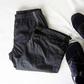 Gray Trek Pants
