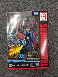 Transformer Optimus Prime hasbro studio series voyager class misb