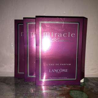 Lancome 一套4件 Miracle Blossom 香水