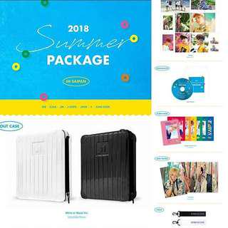 WTB/LF BTS Summer Package 2018