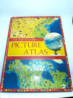 Picture Atlas for Kids!
