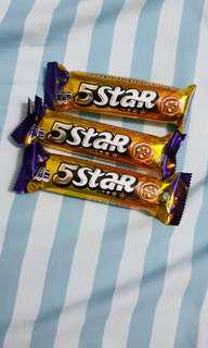 Cadbury 5Star