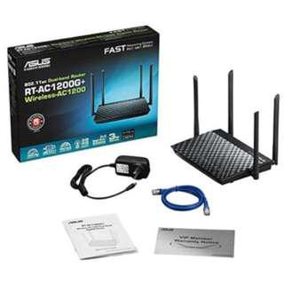 Asus 4G Dual Band Router 1200G+