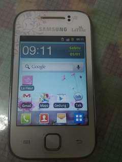Samsung Galaxy Y La-Fleur
