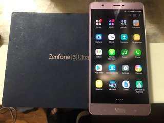 Asus Zenfone 3 Ultra 6.8 4Gig Ram 64Gigs Rom Dual Sim tag IPhone Samsung