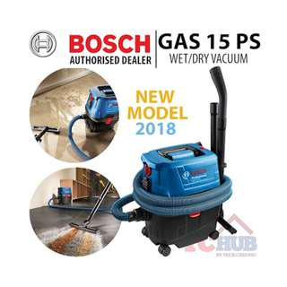 Bosch GAS 15 PS Dry and Wet Vacuum Cleaner