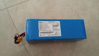 LG DYU 36v 10.4ah Battery pack
