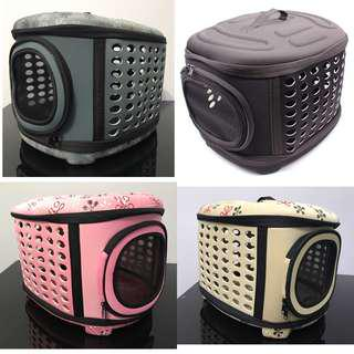 carrier cage for cat kitten puppy dog carry