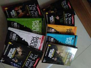 Sherlock Holmes (Complete Edition) Bahasa Indonesia