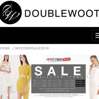 Last Call For Doublewoot Cybersales