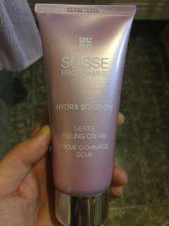 Suisse Programme Hydra Solution Gentle peeling cream. Used only twice. #UNDER90