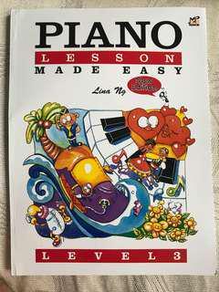 🚚 Piano lesson made easy level 3