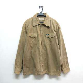 Vintage Kansai Jeans Corduroy Workshirt Jacket