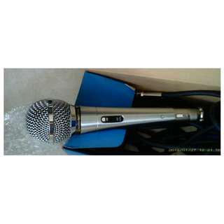 New Audio Technica Mike Microphone AT818II