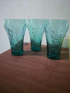 Drinking glass (never use before, buy all 5 for only $2)