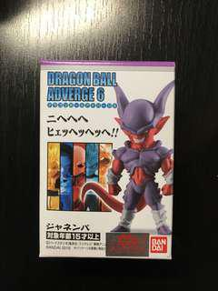 龍珠 Dragonball DB adverge 6 邪念波