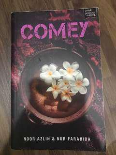 Novel Fixi Comey