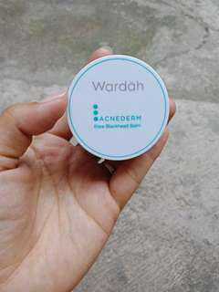 Wardah Acnederm Blackhead Balm