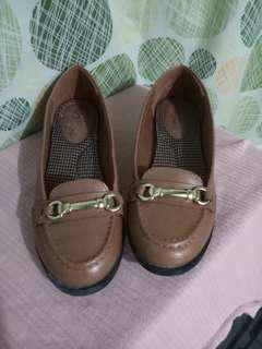Payless Brown Loafer Style Shoes -FREE SHIPPING