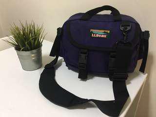 LL BEAN 🇺🇸  outdoor sling bag