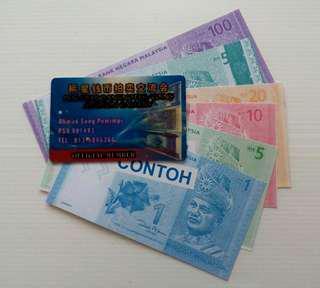 Set Duit Malaysia