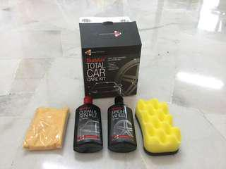 Buddies car care kit
