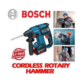 Bosch GBH 18 V-EC Cordless 18V Rotary Hammer