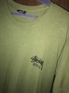 Stussy Manila Japan army green size Small medium