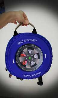 Speedpower wheel backpack for toddler