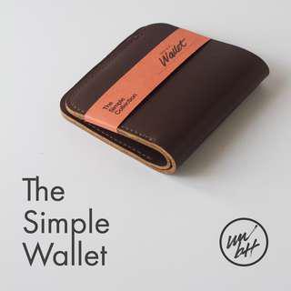 🚚 The Simple Bi-fold Wallet by wwbtt