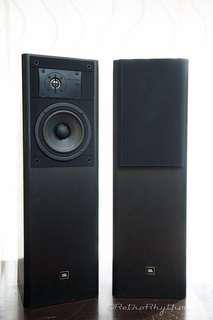 Vintage 1991 JBL LX33 Floorstand loudspeaker Made in Denmark