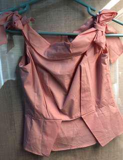 Love Bonito clothes atasan wanita
