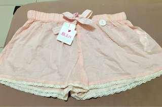 NWT Cotton On Baby Pink lounge shorts