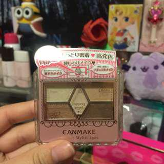 CANMAKE Perfect Stylist Eyes Eyeshadow Palette