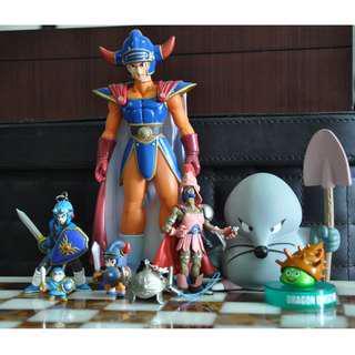 Dragon Quest Mix Lot