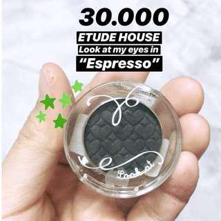 "ETUDE HOUSE Eyeshadow in ""Espresso"""
