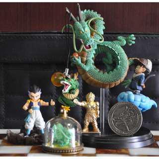 Dragon Ball Z Mix Lot